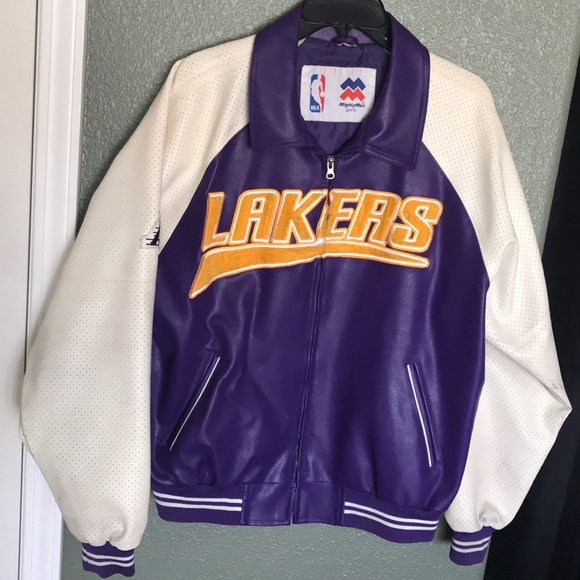 Nba Jackets Coats Vintage Lakers Jacket Poshmark